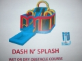 DASH AND SPLASH