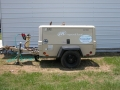 TOWABLE AIRCOMPRESSOR